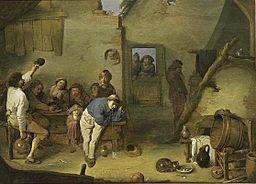 Bloot,_Pieter_de_-_Tavern_Interior_-_1630s