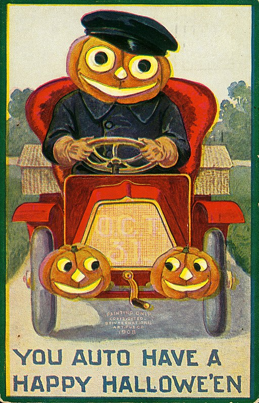 512px-_You_Auto_Have_a_Happy_Hallowe'en.__(Jack-O-Lantern_driving_a_car)
